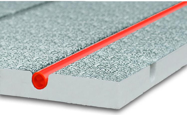 水暖炕模板